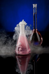 Rainy Day at Summer Camp? Have Fun with These Dry Ice Science Experiments!