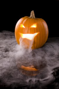 How to Create a Spooky Effect for Your Jack-o-Lanterns Using Dry Ice