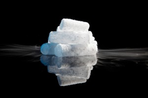 Dry Ice vs. Wet Ice