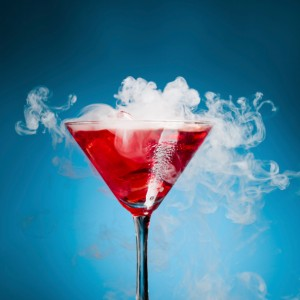 Dry Ice Christmas Party Ideas