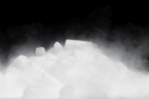Why Dry Ice Is Not a Dry Subject