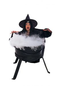 Fun Ways for Using Dry Ice This Halloween